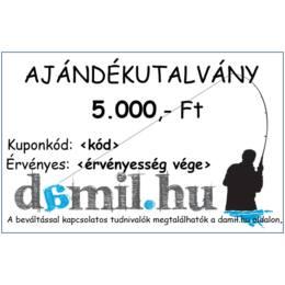 damil.hu ajándékutalvány
