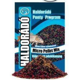 Micro pellet mix