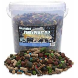 Ponty pellet mix