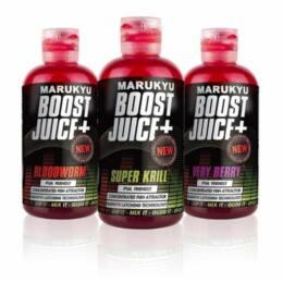 Boost Juice+ aroma