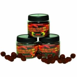 MZ Red halibut hook pellets