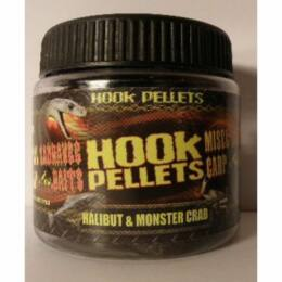MZ Halibut hook pellets