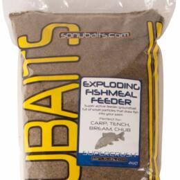 Supercrush Exploding fishmeal feeder